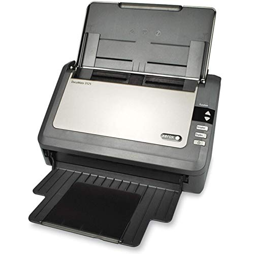 Xerox DocuMate 3125 Duplex Document Scanner for PC and Mac Automatic Document Feeder ADF