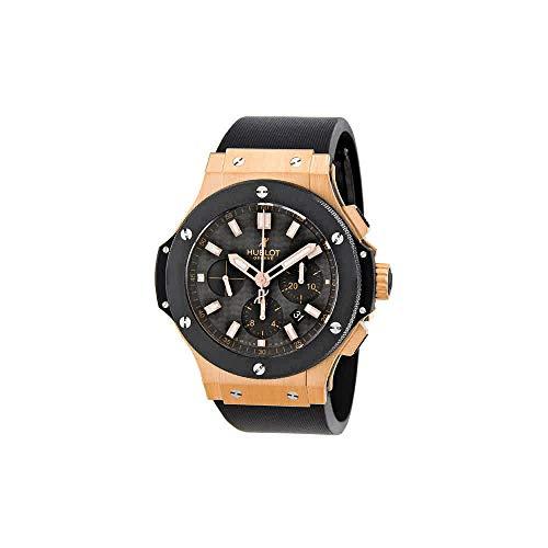 Hublot 301.PM.1780.RX - Reloj de Pulsera Hombre, Caucho, Color Negro