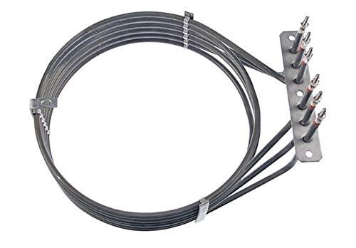 Resistencia 6000 W 230 V Berto's Horno FOINOX LAINOX Cookmax, Lainox, Mareno, Olis Artículo Chisko it: 581803