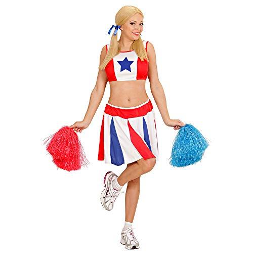 WIDMANN Seoras de la Animadora de Vestuario Grande del Reino Unido 14-16 de EE.UU. Deportes Vestido de Lujo