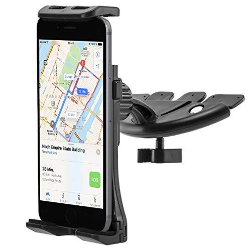 MidGard Universal CD-Schlitz Autohalterung für Smartphones & Tablet PC