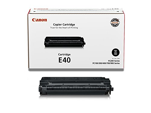Price comparison product image Canon E40 Toner Cartridge - Black