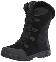 best winter boots for women travel Columbia Ice Maiden II snow boots