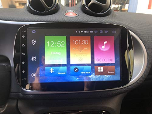 Multimedia Radio Navigation smart fortwo forfour 453 cool & audio