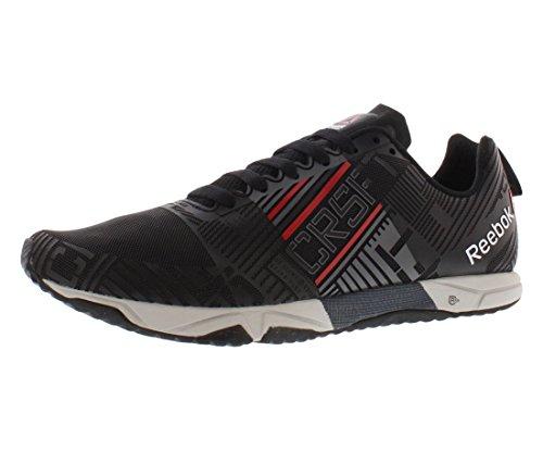 Reebok Athletic Shoes Men's Crossfit Sprint 2.0 Black Size 10