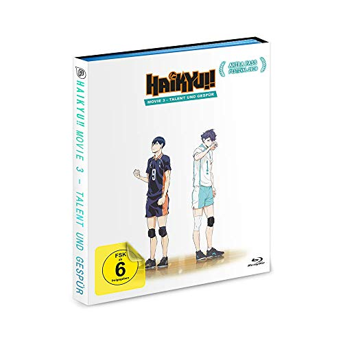 Haikyu!!: Talent und Gespür - Movie 3 - [Blu-ray]