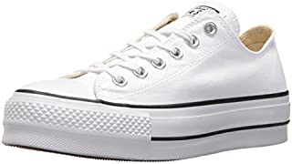 Converse Women's Lift Canvas Low Top Sneaker