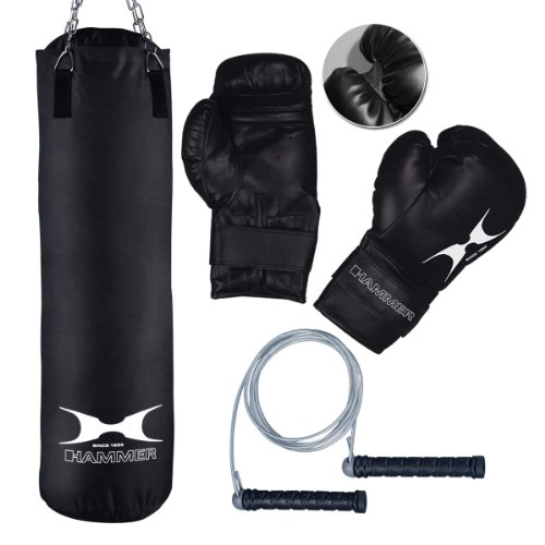 Hammer Box Set Fight, zwart, XL, 92075