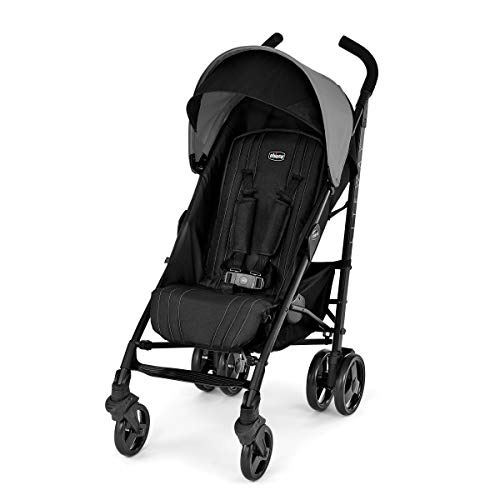 Buy Chicco Liteway Stroller - Moon Grey