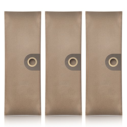 ✧WESSPER® Staubsaugerbeutel für ARLETT 1800 (3 Stück, Papiersäcke)