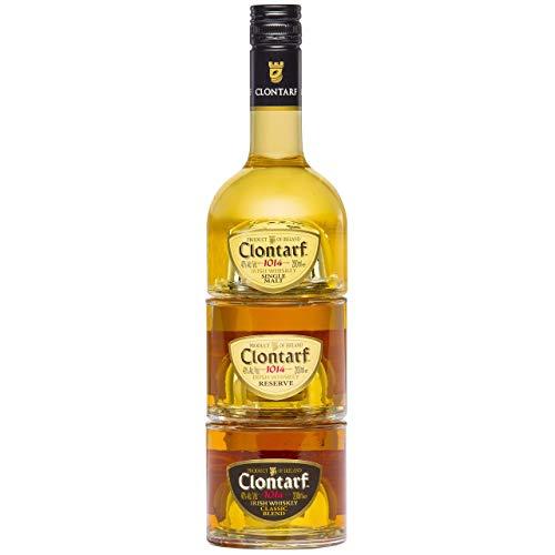 Clontarf Trinity Pack Irish Whiskey 3x 0,20l
