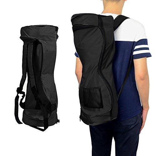 FOLLOW UP Protective Bag Sac a Dos Hoverboard Mixte Adulte, Noir