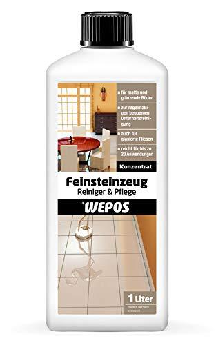 Wepos 2000202859 Feinsteinzeug Reiniger 1 Liter