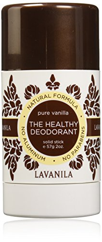 Lavanila The Healthy Deodorant, Pure Vanilla, 2 Fluid Ounce