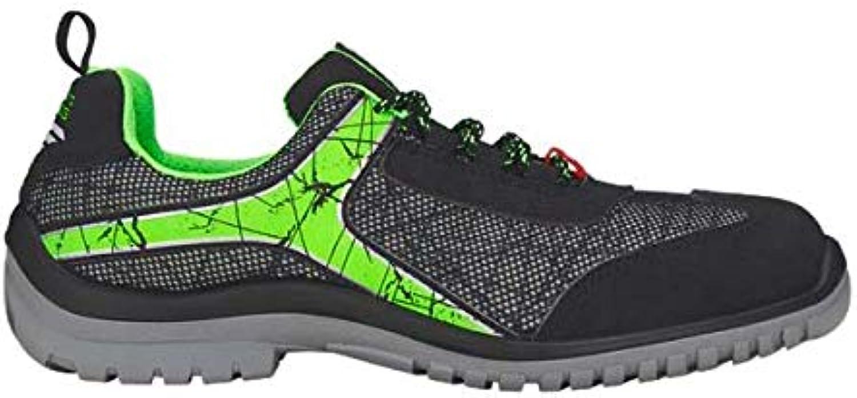 Engelbert Strauss 93689-44 Graphite Graphite Graphite schwarz Neon Grün Sicherheitshalbschuhe Spider, 44, Graphit Schwarz Neongrün7  e2dd8f