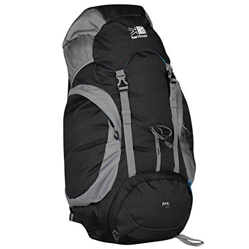 Karrimor Unisex Jura 35 Zaino Trekking All'Aperto - Nero/Carbone Legna, Taglia unica