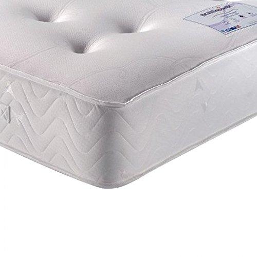 Home Furnishings UK Hf4you Healthopaedic 1000 Memory Pocket Backcare Mattress - 6FT Super King