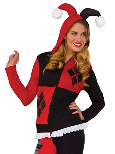 Rubie's womens Harley Quinn Party Supplies, Harley Quinn, Medium Large US
