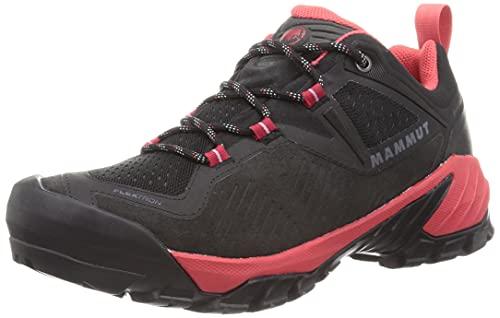 Mammut Women's Running/Jogging Trail Running Shoe , Black Sunset , 10 US