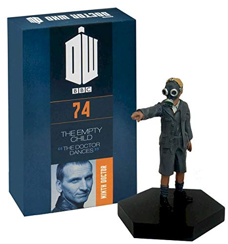 Official Licensed Merchandise Doctor Who Figur Das Leere Kind Handbemalt 1:21 Sammler Box Modellfigur #74