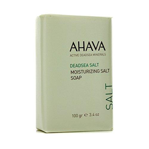 Ahava Deadsea Salt Moisturizing Salt Soap 100g/3.4oz