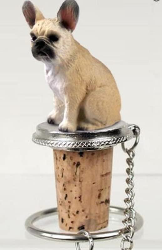 French Bulldog Fawn Wine Bottle Stopper