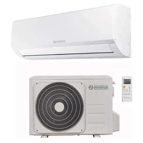 Climatizzatore 18000 Btu, Inverter, Monosplit, Pompa di calore, Wifi R410A