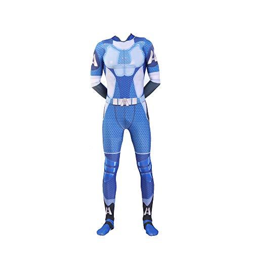 Disfraz de Cosplay Anti-Hero Homelander para Hombre, Disfraz de Halloween The Deep/Trainer, Mono para nio, Adulto
