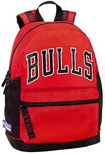Panini Zaino Organizzato NBA Chicago Bulls Free Time 64758