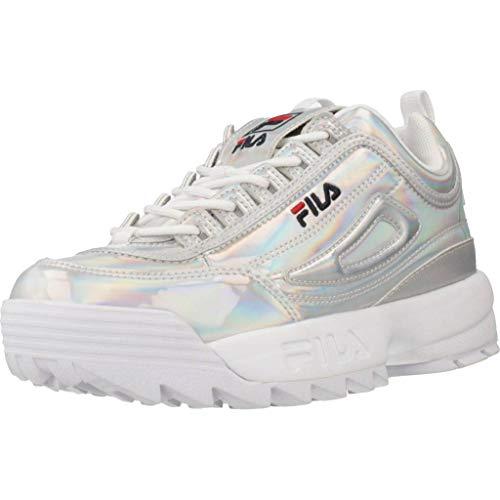 FILA 1010747 Silver Size:7