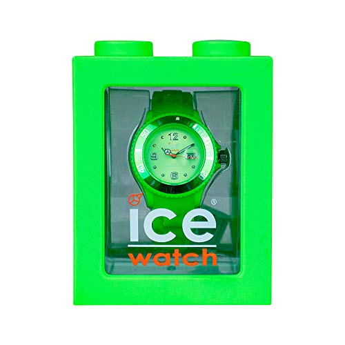 Ice-Watch - Ice Forever Green - Grüne Jungenuhr mit Silikonarmband - 000126 ...