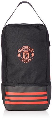 adidas T-Shirt Manchester United pour Homme Taille Unique Noir/corpnk.