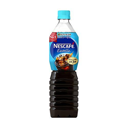 ネスカフェ エクセラ ボトルコーヒー 超甘さひかえめ 900ml...