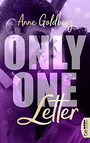 Buchseite und Rezensionen zu 'Only One Letter' von Anne Goldberg