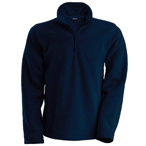 Kariban - Haut polaire - Homme (XL) (Bleu marine)