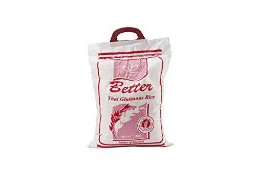 Better Brand Reis Kleb, 4er Pack (4 x 5 kg)