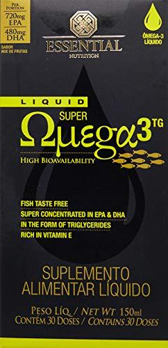 Super Ômega 3 TG - 150ml - Essential Nutrition, Essential Nutrition