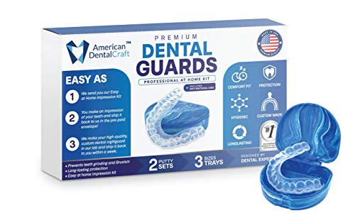 American DentalCraft Dental Guard for Grinding Teeth