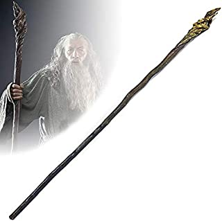 RealFireNSteel The Hobbit and Lord of The Rings - Gandalf's Staff