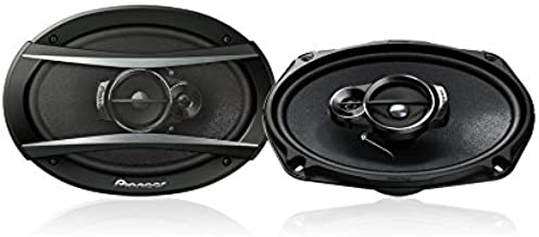 "Pioneer TS-A6966 A Series 6"" X 9"" 420 Watts Max 3-Way Car Speakers Pair with Carbon and Mica Reinforced Injection Molded P... photo"