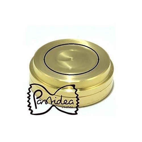 Pastidea Moule pour pâte alimentaire, compatible avec la machine pour faire la pâte Kenwood AT910et KAX910et Philips Pasta Maker Cannelloni