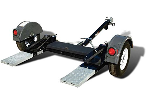 Why Choose Demco 9713047 Tow-It 2 Tow Dolly with Surge Brakes