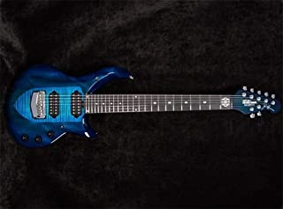 Ernie Ball Music Man John Petrucci Majesty 7-String - Blue Honu