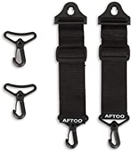 AFTCO Rod Belts & Harnesses STRAP1B Adjustable Nylon Dropstraps for All Belts