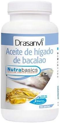 Drasanvi Hígado de bacalao - 1 unidad