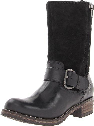 Hot Sale indigo by Clarks Women's Majorca Isle Boot,Black,7.5 M US