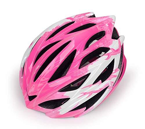 SHGK Casco de Bicicleta, Casco de Montar, Casco de monopatín, Casco Deportivo de una Pieza para Hombre y Mujer, Protector de Casco de Bicicleta de montaña