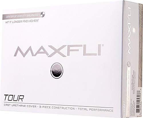 Maxfli 2019 Tour Golf Balls