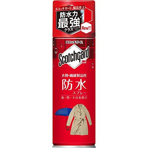 スリーエムジャパン スコッチ ガード 防水スプレー 衣類 繊維製品用 170ml 1セット 2缶
