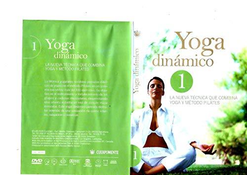 Yoga DINAMICO 1- LA NUEVA TECNICA QUE COMBINA YOGA Y METODO PILATES [DVD]